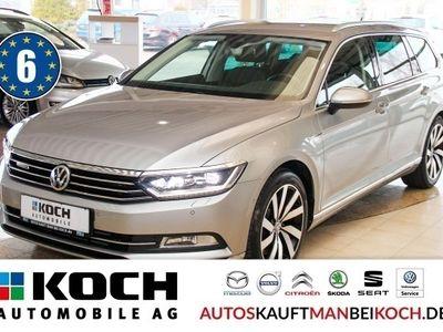 gebraucht VW Passat Variant 4M 2.0 TDI Highline AHK LED DCC