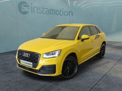 gebraucht Audi Q2 Q2S-LINE QUATTRO 2.0 TDI 190PS.STRONIC.LED.NAVI