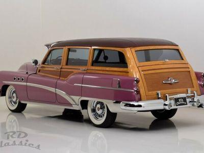 gebraucht Buick Super Estate Woody Wagon Top restauratie