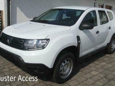 gebraucht Dacia Duster Access TCe 90, ZV-fern, el. Fenster vo...