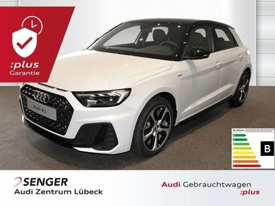 gebraucht Audi A1 Sportback S line 30 TFSI Sitzheizung Tempomat