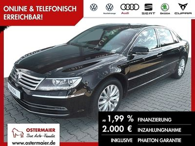 gebraucht VW Phaeton LANG 3.0TDI 245PS 5SITZE NP:93tEUR S-DAC