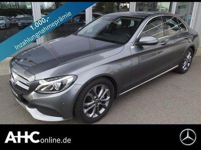 gebraucht Mercedes C180 AVANTGARDE+LED+NAVI+PDC/Einparkhilfe+SH...