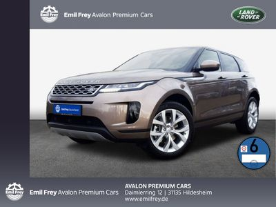 gebraucht Land Rover Range Rover evoque D180 S 132 kW 5-türig