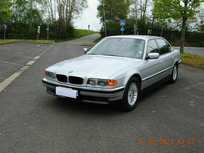 gebraucht BMW 740L i
