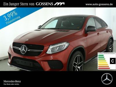gebraucht Mercedes GLE450 AMG AMG 4M Coupe*Comand*Pano*LED*DISTRONIC*