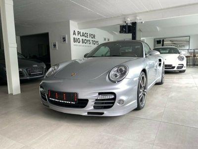 """gebraucht Porsche 911 Turbo Cabriolet """"TRAUMFAHRZEUG"""""""