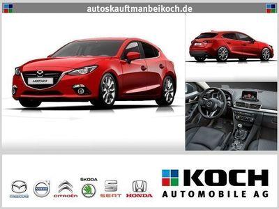 gebraucht Mazda 3 SKYACTIV-G 165 Sports-Line top (Xenon Klima)