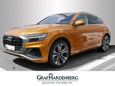 gebraucht Audi Q8 50 TDI quattro tiptronic Head- up-Display AHK