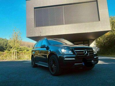 gebraucht Mercedes GL350 (Grand Edition) BlueEFFICIENCY 7G-Tron