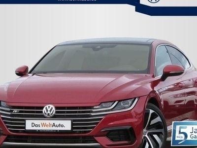 gebraucht VW Arteon R-Line 2.0 TDI 4M DSG *PANO*StHzg*8-fach*