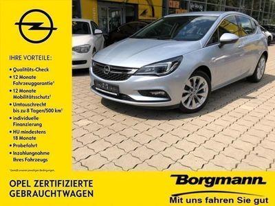 used Opel Astra Ultimate 1.4 Totwinkelassist. - Spurhalteassist. -