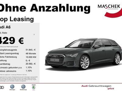 gebraucht Audi A6 Avant S line 50 TDI ACC B&O virtualcpt DAB P S