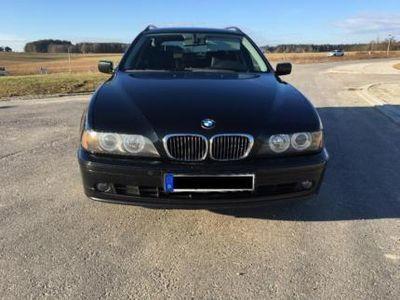 gebraucht BMW 525 i Touring Exclusive