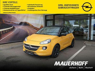 gebraucht Opel Adam Open Air | S/S | DAB+ | Faltdach | Winterp.