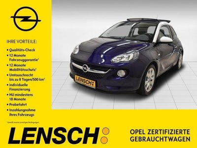 gebraucht Opel Adam 1.4 Open Air 120 Jahre *IntelliLink*Sitzh* | Neumünster