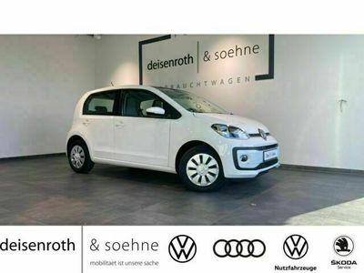 gebraucht VW up! move 1.0 Klima Pano maps+more Sound Bluetooth SD