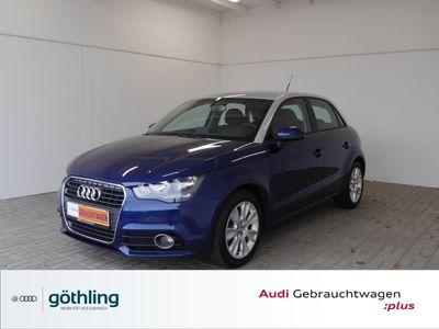 gebraucht Audi A1 Sportback Ambition 1.4 TFSI Sportfahrwerk*S Sit