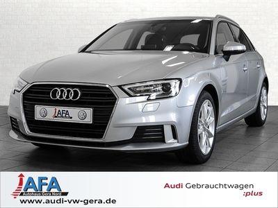 gebraucht Audi A3 Sportback sport 30 TDI S tronic Klima*GRA*Sitzheiz