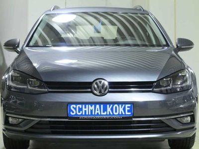 gebraucht VW Golf VII Variant TDI1.6 BMT DSG COMFORTL Navi Cl