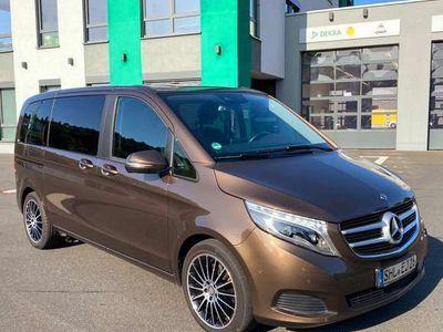 gebraucht Mercedes V220 (BlueTEC) d kompakt