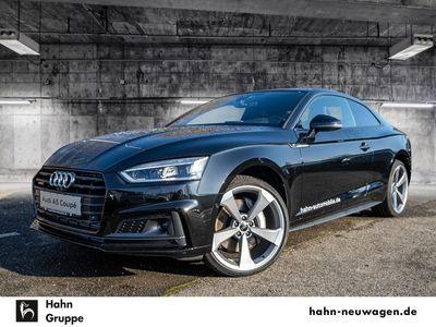gebraucht Audi A5 Coupé 50 TDI sport Panorama-Glasdach quattro 210(286) kW(PS) tiptronic 8-stufig