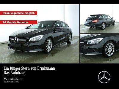 gebraucht Mercedes CLA200 d SB PROGRESSIVE/NAVI/LED/SHZ Navi/Parktronic/DPF