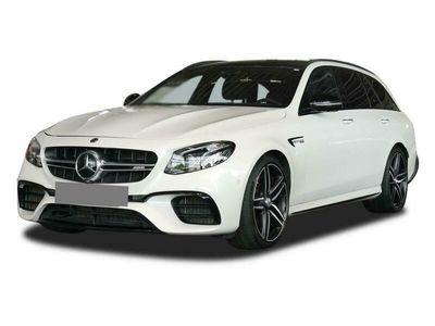 gebraucht Mercedes E63 AMG E 63 AMGS 4M+ T Night AHK Perf.Abgas HUD Pano B