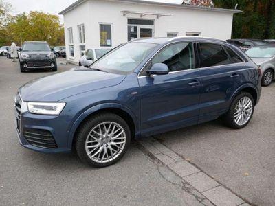 gebraucht Audi Q3 2.0 TFSI quattro S tronic design*Navi*Xenon*