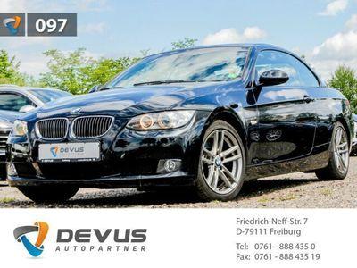 gebraucht BMW 330 Cabriolet i Xenon Navi StandHZG e-Sitze El. Verdeck P