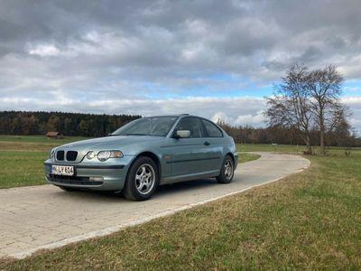 gebraucht BMW 318 Compact td als Limousine in Bad Wörishofen