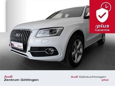 gebraucht Audi Q5 2.0 TDI quattro 6-Gang MMI Navi plus Xenon