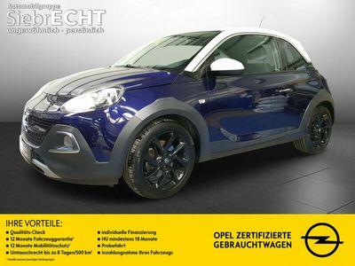 gebraucht Opel Adam Rocks 1.0T*IntelliLink*SHZ*Klimaauto*BT/USB
