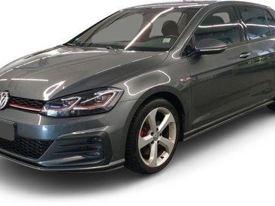 gebraucht VW Golf VII GolfGTI Navi LED ACC
