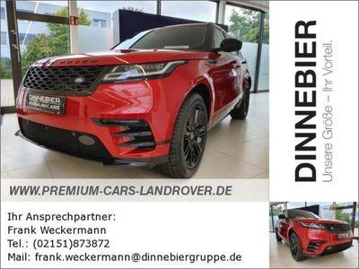gebraucht Land Rover Range Rover Velar 3.0 Diesel Sd6 D275 R-Dynamic S Pano Luft AHK Neuwagen, bei Autohaus Dinnebier GmbH