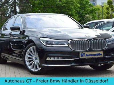 gebraucht BMW 750L d xDrive/FondEnter/NightVis/Bow&Wil/NP165478