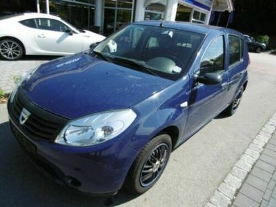used Dacia Sandero 1.4 MPI, Euro 4, AHK