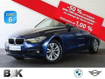 gebraucht BMW 320 i xDrive Touring Sportsitze HUD Navi.Prof.
