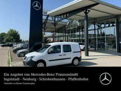 gebraucht Mercedes Citan 108 CDI Kasten Heckklappe Rückfahrhilfe