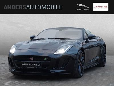 gebraucht Jaguar F-Type R AWD Cabriolet Memory,Black-P.,Klima-P.,20