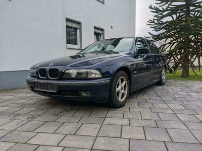 gebraucht BMW 520 E39 i