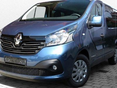 second-hand Renault Trafic Grand Combi L1H1 2,9t Expression | NAVI