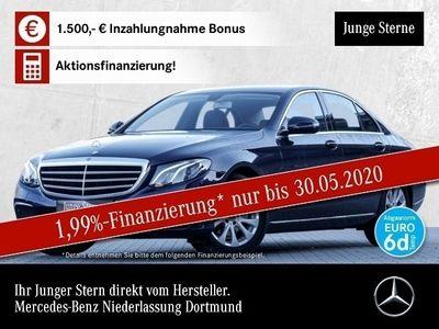 gebraucht Mercedes E200 Exclusive LED Kamera Totwinkel PTS 9G Temp