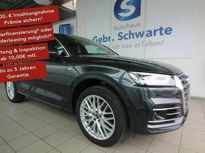 gebraucht Audi Q5 50 TDI S-tronic S line quattro AHK LED Navi