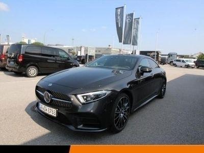 gebraucht Mercedes CLS450 4M C AMG/Sitzklima/Burmester/Comand