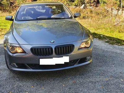 gebraucht BMW 635 6er Aut.