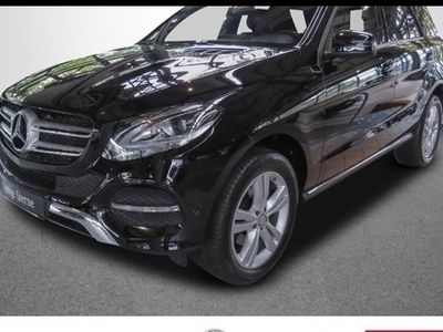 gebraucht Mercedes GLE350 d 4M Kamera AHK Sitzheizung Parkassist.