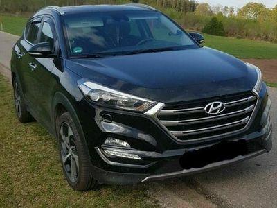 gebraucht Hyundai Tucson 2.0 CRDi 4WD Premium