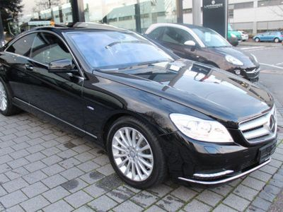 gebraucht Mercedes CL500 BE 4-Matic Distronic Sitzklima AIRMATIC