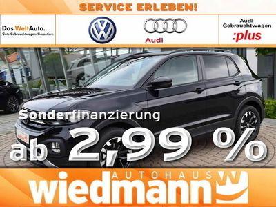 gebraucht VW T-Cross - 1.0 l TSI OPF 6-Gang